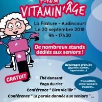 Forum Vitamin'Âge à Audincourt