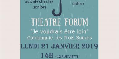Théâtre Forum à l'EHPAD de Blamont