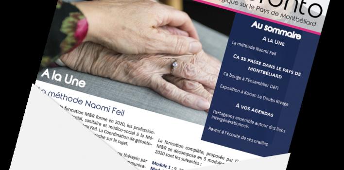 L'Info Géronto #18, toute l'actualité gérontologique du Pays de Montbéliard