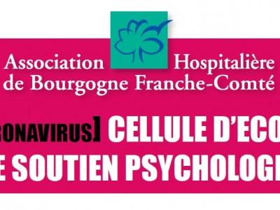 Covid-19 : Une cellule d'écoute et de soutien psychologiques pour les professionnels